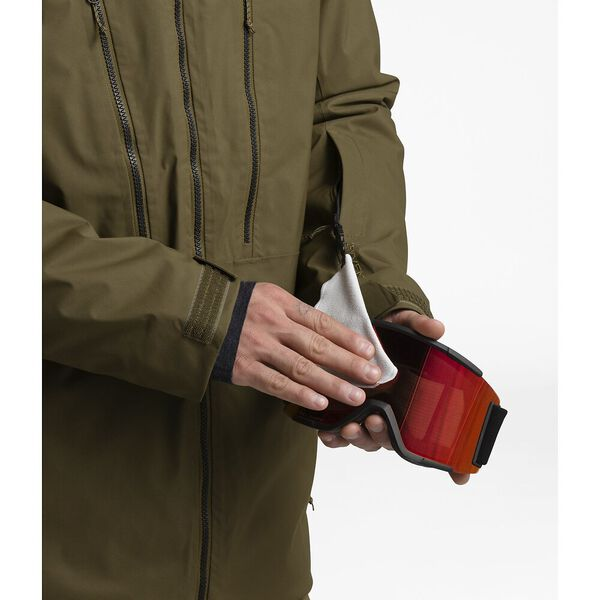 MEN'S THERMOBALL ECO SNOW TRICLIMATE, MILITARY OLIVE, hi-res