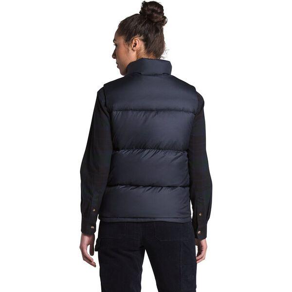 Women's Sierra Down Vest, AVIATOR NAVY, hi-res