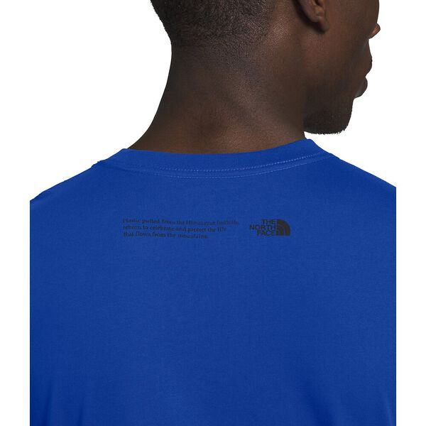 Men's Short-Sleeve Himalayan Source Tee, TNF BLUE, hi-res