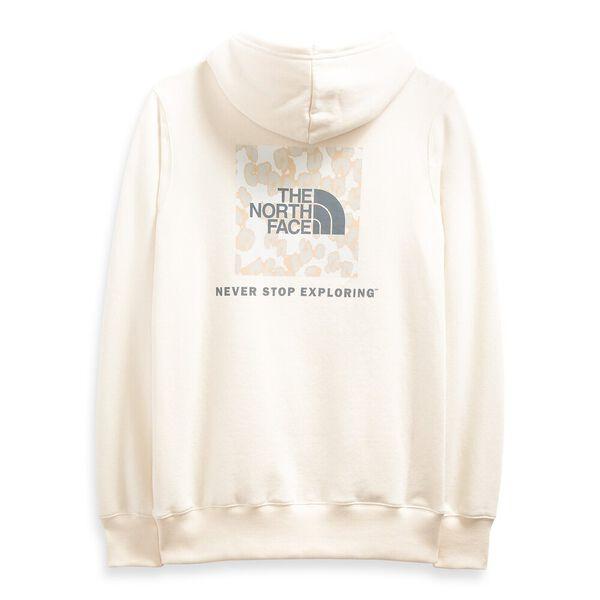 Women's Box NSE Pullover Hoodie, GARDENIA WHITE, hi-res