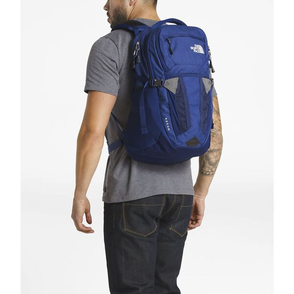 RECON, FLAG BLUE LIGHT HEATHER/TNF WHITE, hi-res