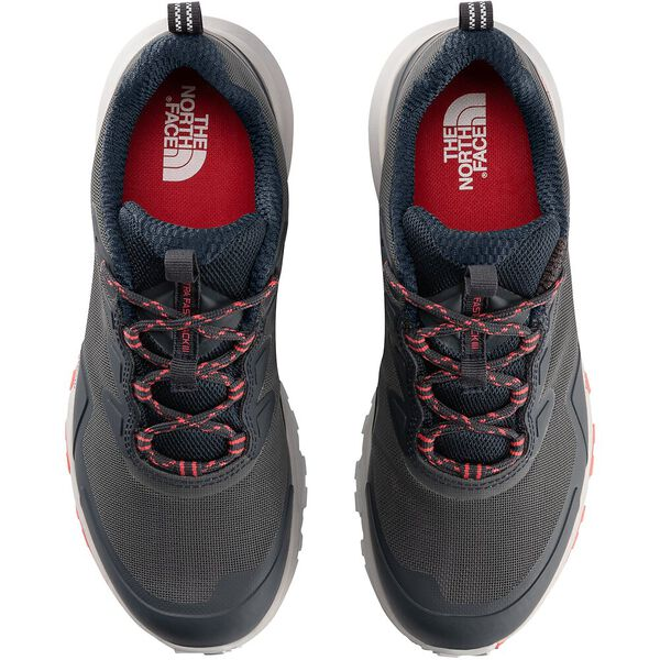 WOMEN'S ULTRA FASTPACK III GTX, EBONY GREY/FIESTA RED, hi-res