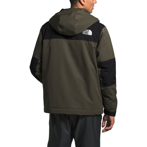 Men's Cypress Insulated Jacket, NEW TAUPE GREEN/TNF BLACK, hi-res