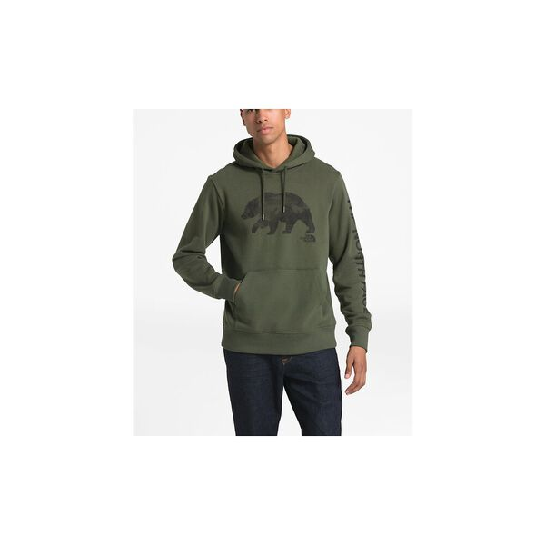 Men's Bearinda Pullover Hoodie, NEW TAUPE GREEN, hi-res