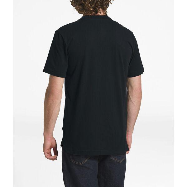 Men's Short-Sleeve Westbrae Tee, TNF BLACK, hi-res