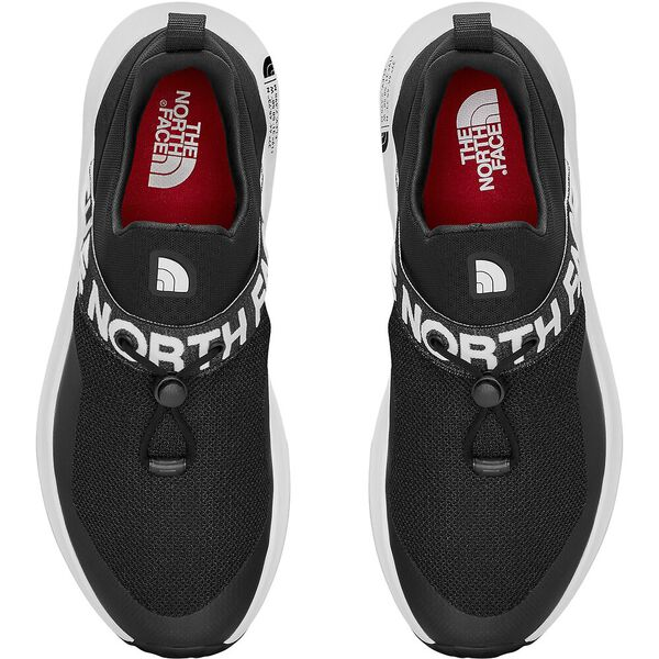MEN'S SURGE PELHAM SHOES, TNF BLACK/TNF BLACK, hi-res