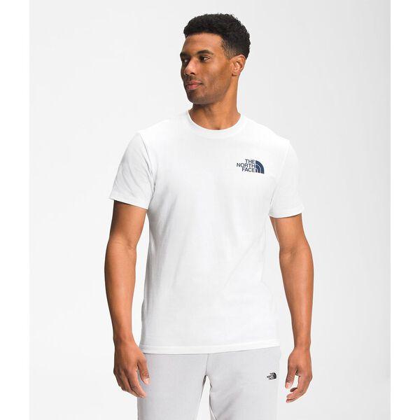Men's Short-Sleeve Hiker Evolution Tee, TNF WHITE, hi-res