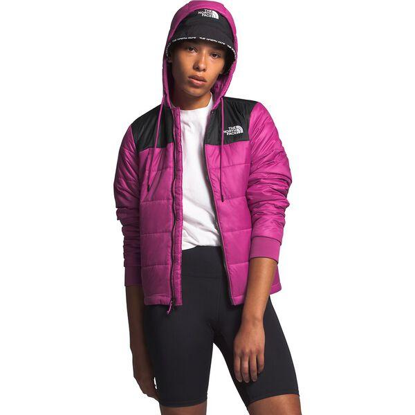 Women's Pardee Insulated Jacket, WILD ASTER PURPLE/TNF BLACK, hi-res