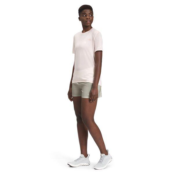 Women's Movmynt Shorts, MINERAL GREY, hi-res