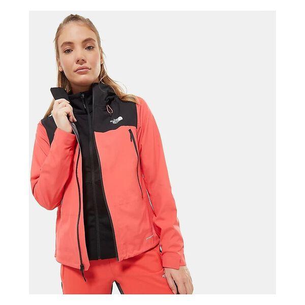 Women's Tente FUTURELIGHT™ Jacket, CAYENNE RED/TNF BLACK, hi-res