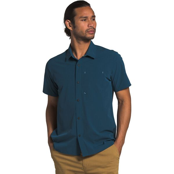 Men's North Dome Short-Sleeve Shirt