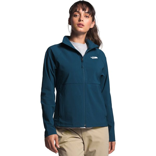 Women's Apex Nimble Jacket, BLUE WING TEAL, hi-res
