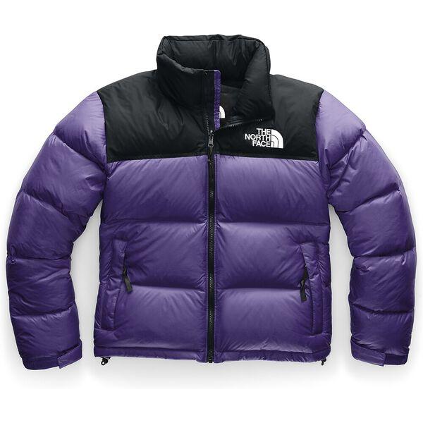 Women's 1996 Retro Nuptse Jacket, HERO PURPLE, hi-res