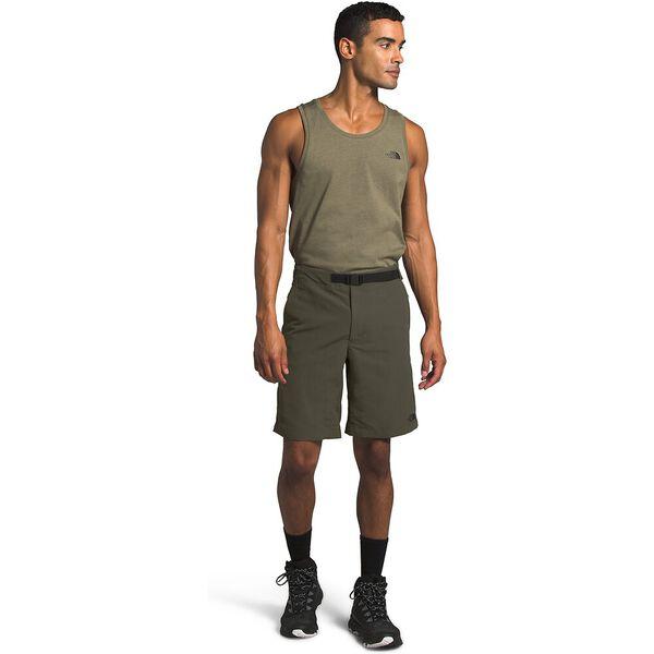 Men's Paramount Trail Shorts, NEW TAUPE GREEN, hi-res
