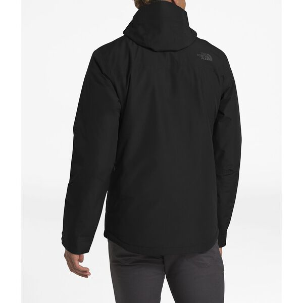 Men's Inlux Insulated Jacket, TNF BLACK, hi-res