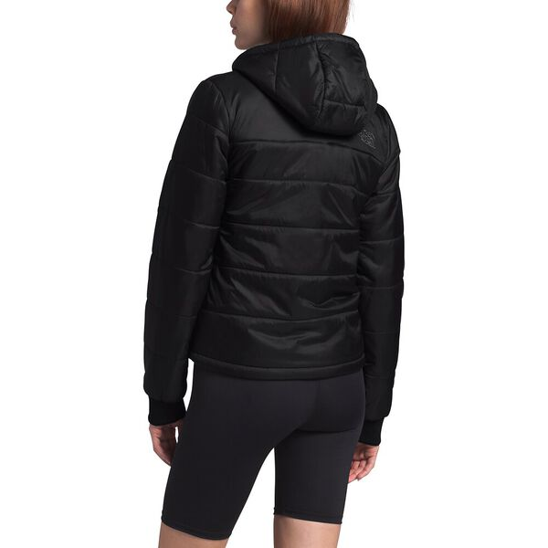 Women's Pardee Insulated Jacket, TNF BLACK, hi-res