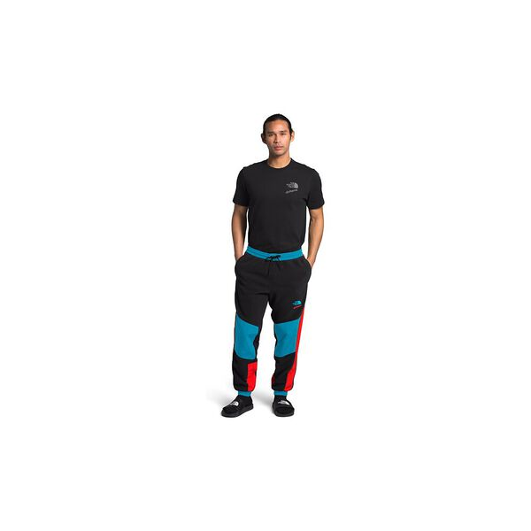 92 Extreme Fleece Pants, TNF BLACK COMBO, hi-res
