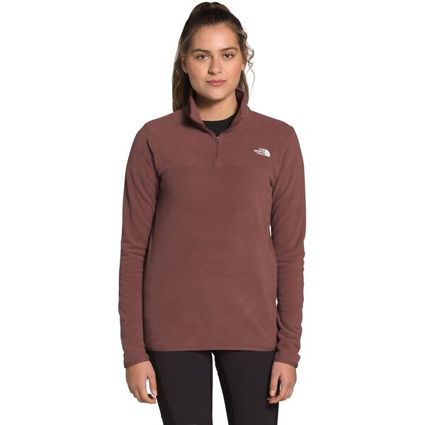 Women's TKA Glacier Fleece ¼ Zip