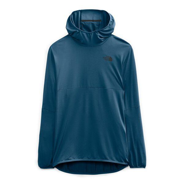 Men's North Dome Sun Hoodie, MONTEREY BLUE, hi-res