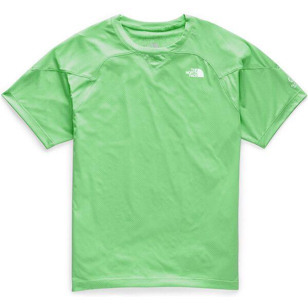 MEN'S FLIGHT BETTER THAN NAKED™ S/S, CHLOROPHYLL GREEN, hi-res