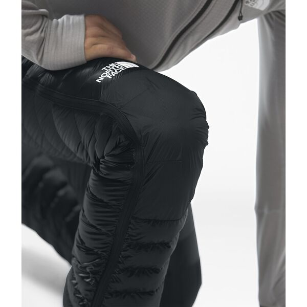 Men's Summit L3 Down Pants, TNF BLACK/TNF BLACK, hi-res