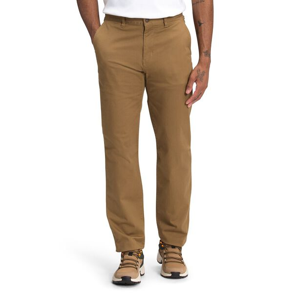 Men's Motion Pants, UTILITY BROWN, hi-res
