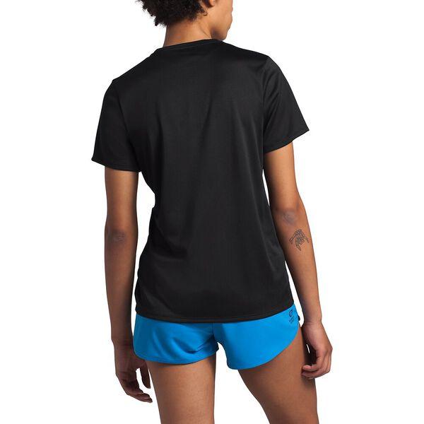 Women's Short-Sleeve Reaxion Tee 1, TNF BLACK, hi-res