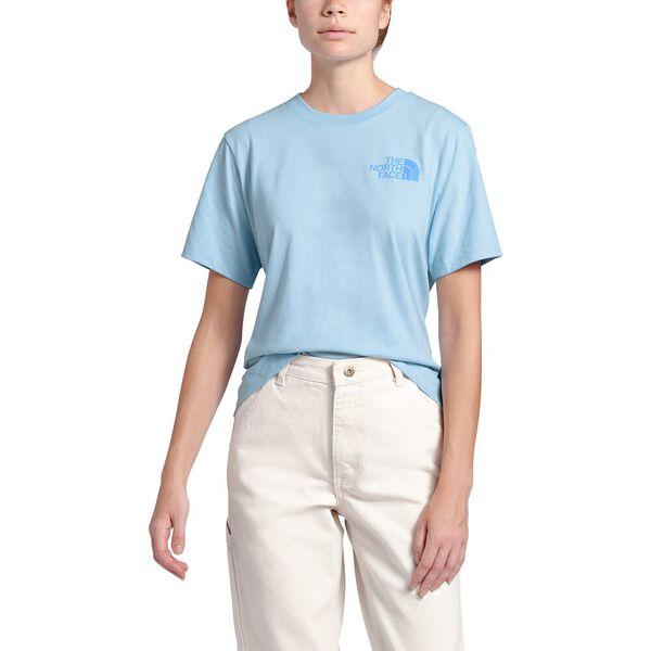 Women's Short-Sleeve 66 California Tee, ANGEL FALLS BLUE, hi-res