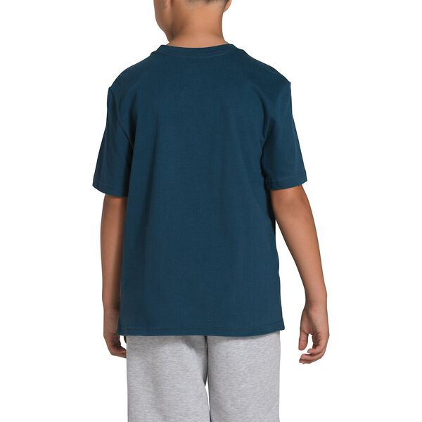 Boys' Short-Sleeve Graphic Tee, BLUE WING TEAL, hi-res