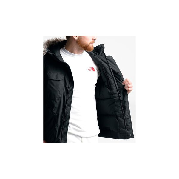 MEN'S GOTHAM JACKET III, TNF BLACK/TNF BLACK, hi-res