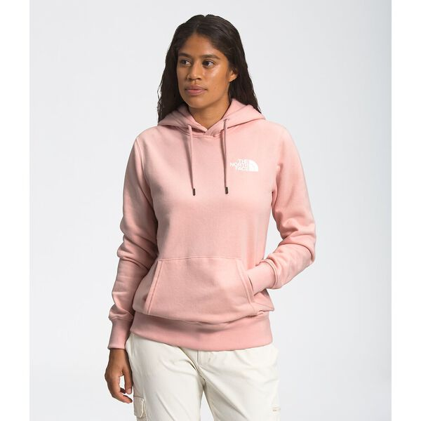 Women's Box NSE Pullover Hoodie, EVENING SAND PINK, hi-res