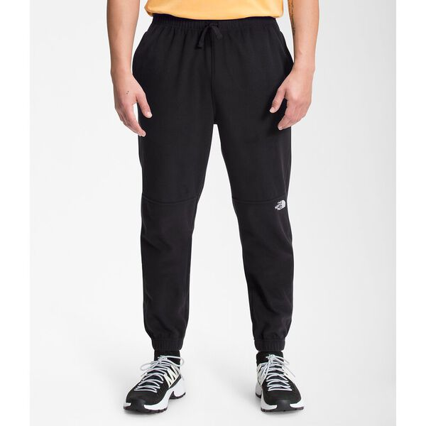 Men's TKA Glacier Fleece Pants, TNF BLACK, hi-res