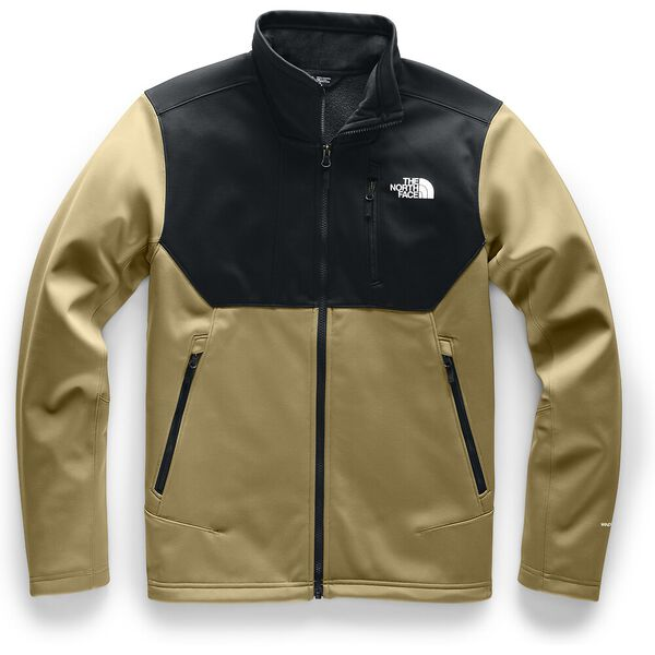 Men's Apex Risor Jacket, BRITISH KHAKI/TNF BLACK, hi-res