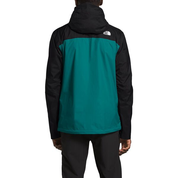 Men's Venture 2 Jacket, FANFARE GREEN/TNF BLACK, hi-res
