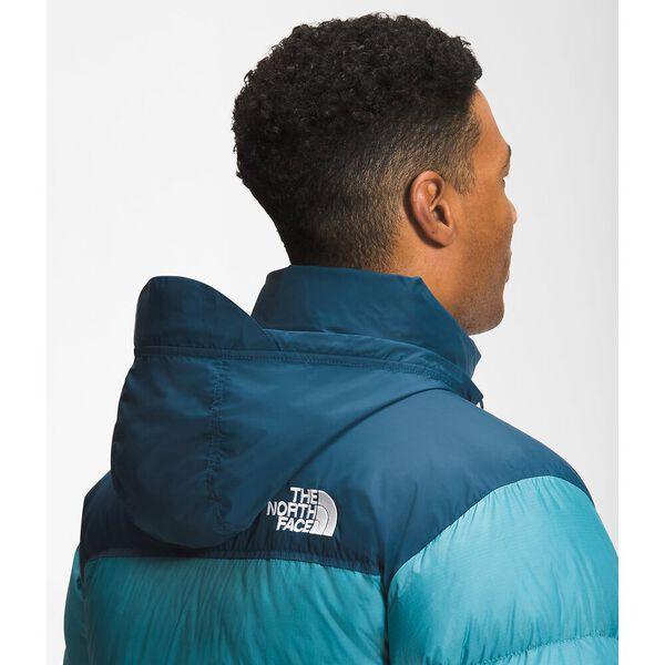 Men's 1996 Retro Nuptse Jacket, STORM BLUE-MONTEREY BLUE, hi-res