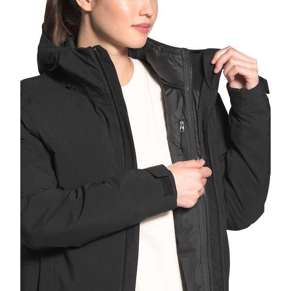 Women's Mountain Light FUTURELIGHT™ Triclimate® Jacket, TNF BLACK/TNF BLACK, hi-res