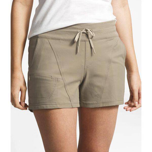 Women's Aphrodite 2.0 Shorts, DUNE BEIGE, hi-res
