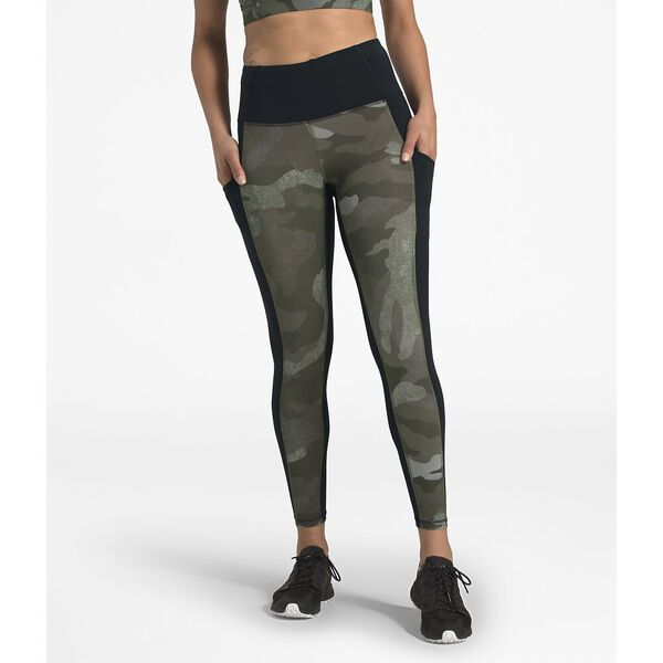 WOMEN'S MOTIVATION POCKET 7/8 TIGHT