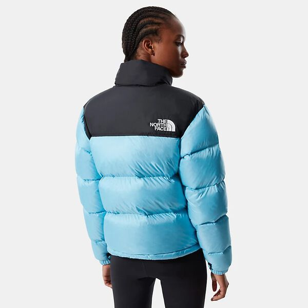 Women's 1996 Retro Nuptse Jacket, ETHEREAL BLUE, hi-res