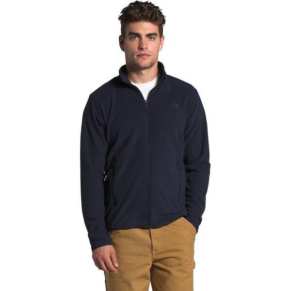 Men's TKA Glacier Full Zip Jacket, AVIATOR NAVY, hi-res