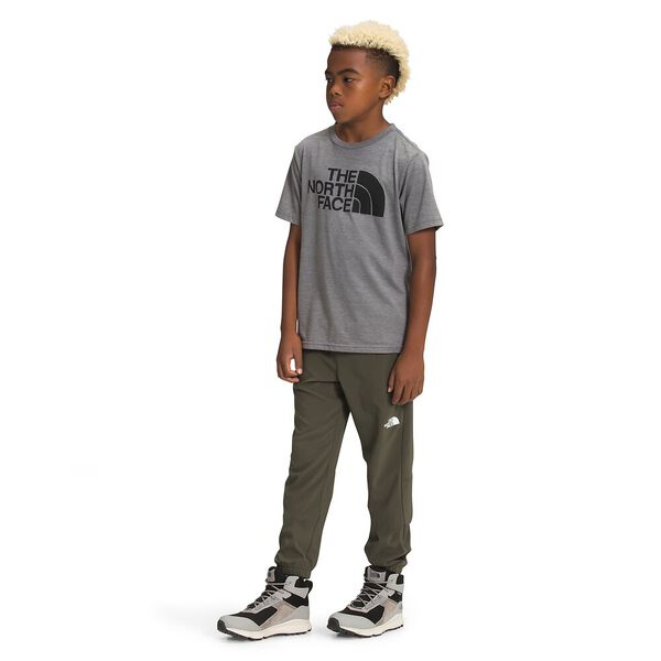 Boys' On Mountain Pants, NEW TAUPE GREEN, hi-res