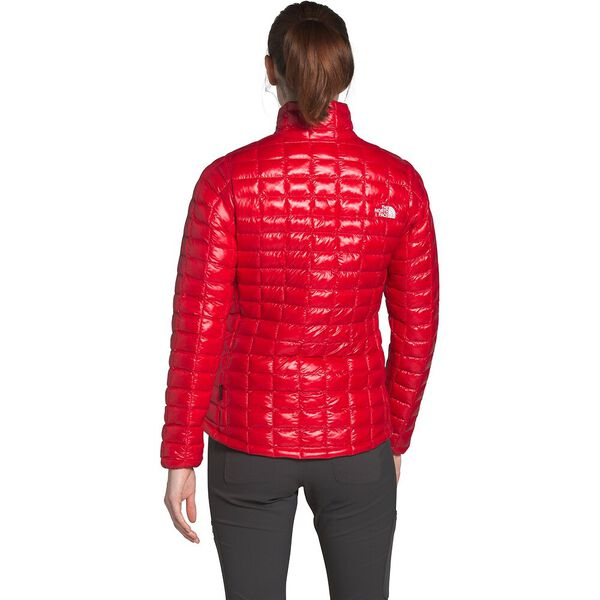 Women's Thermoball™ Eco Jacket, TNF RED, hi-res