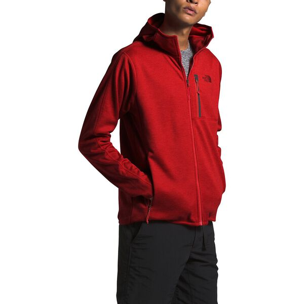 Men's Canyonlands Hoodie, POMPEIAN RED HEATHER, hi-res
