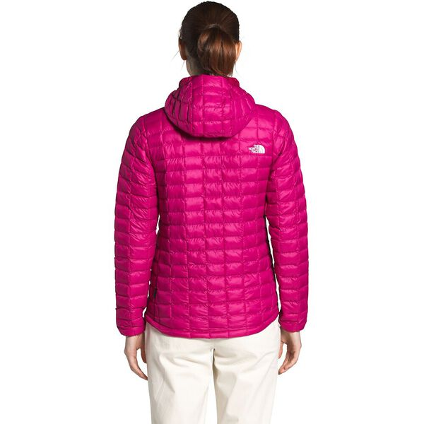 Women's Thermoball™ Eco Hoodie, DRAMATIC PLUM MATTE, hi-res