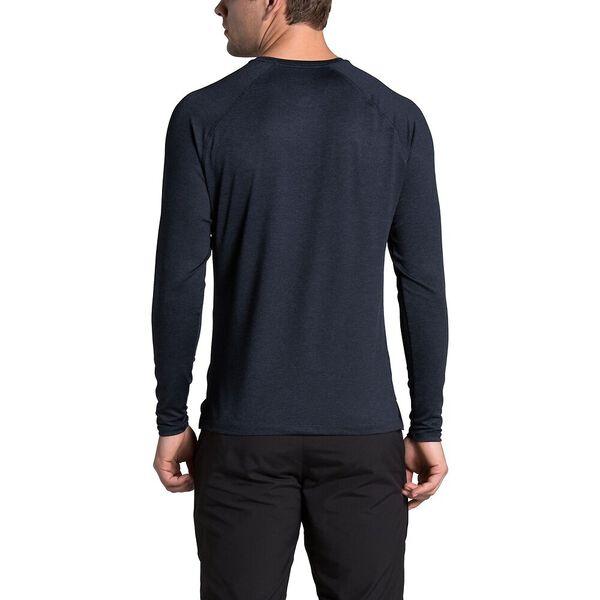 Men's HyperLayer Flashdry™ Long-Sleeve, URBAN NAVY HEATHER, hi-res