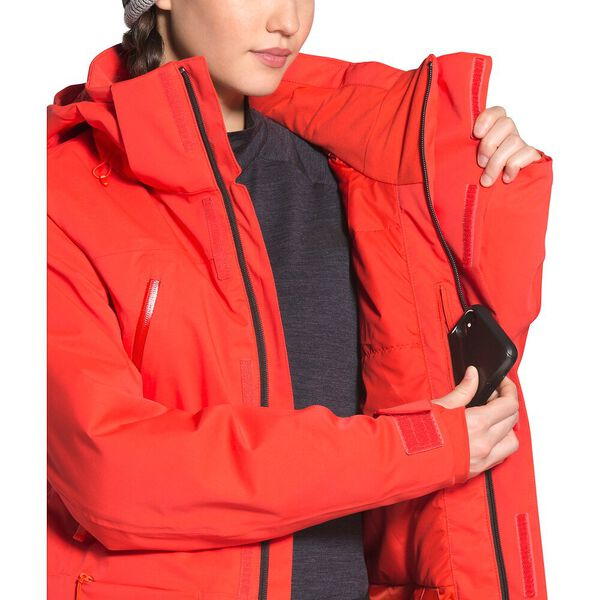 Women's Lenado Jacket, FLARE, hi-res