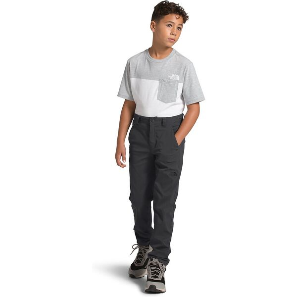 Boys' Spur Trail Pants, ASPHALT GREY, hi-res