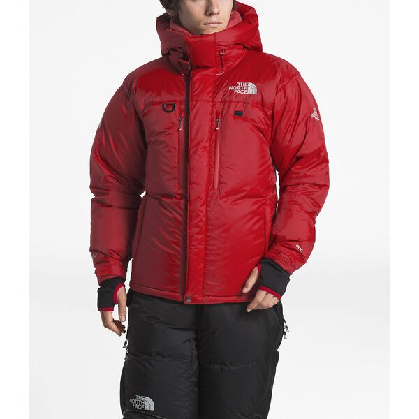 Men's Himalayan Parka, TNF RED/TNF BLACK, hi-res