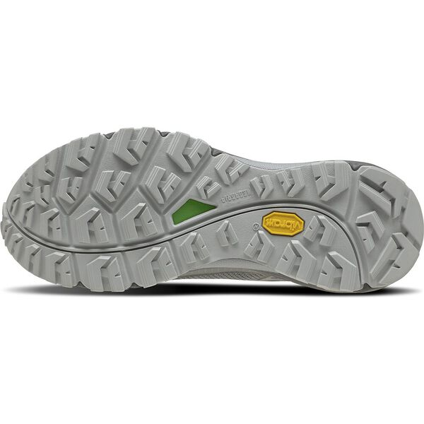 Women's Ultra Fastpack IV FUTURELIGHT™, HIGH RISE GREY/LIMELIGHT, hi-res