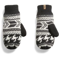 WOMEN'S FAIR ISLE MITT